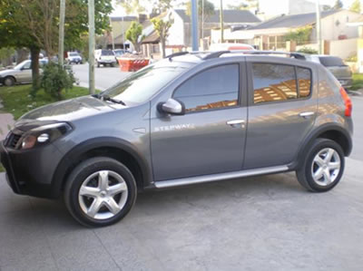 DACIA SANDERO STEP WAY